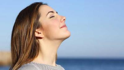 practice breathing