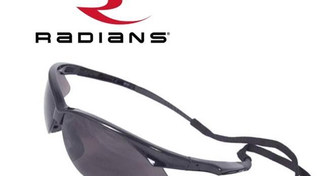 9cd039600 RADIANS Rad Apocalypse UV 99.9% Polycarbonate Safety Glasses (Smoke Lens) -  TIMEZONE2U.COM
