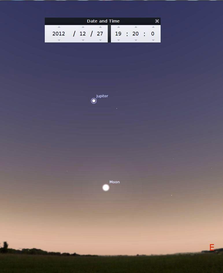 ASTRO SG: Double Shadow Transit on Jupiter - 28 Dec 2012