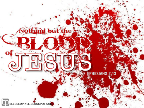 The Blood Of Jesus Quotes