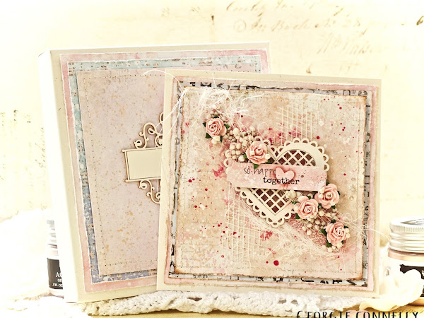 Wedding Card + Video Tutorial