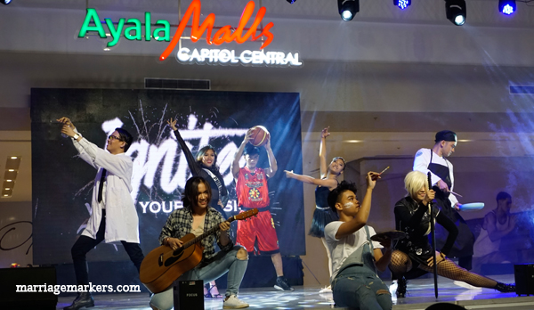 Ignite 2019 - Ignite your passions - Ayala Malls Capitol Central - Bacolod blogger - trio
