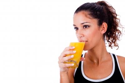 batidos de frutas, zumos de frutas