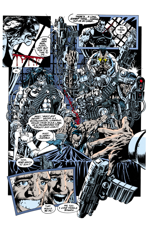 Read online Wonder Woman (1987) comic -  Issue #92 - 5