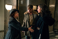 Lucy Davis, Chris Pine and Gal Gadot in Wonder Woman (2017) (67)