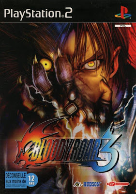 Bloody Roar 3 cover