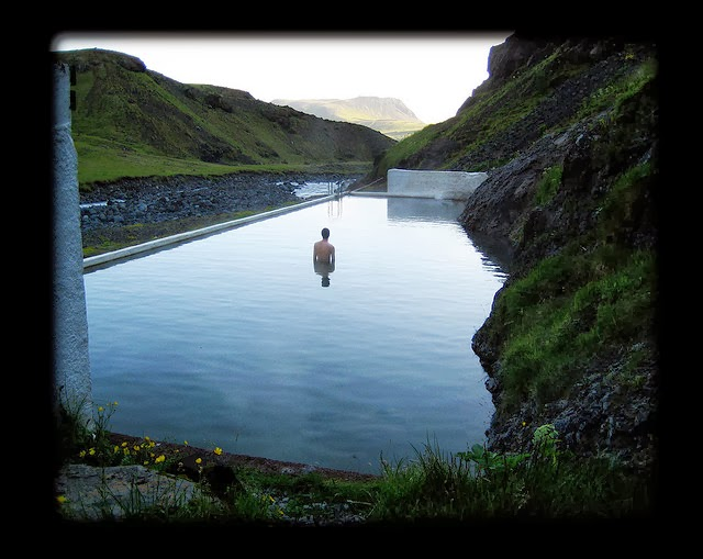 Seljavallalaug: A Hidden Swimming Pool in South Iceland