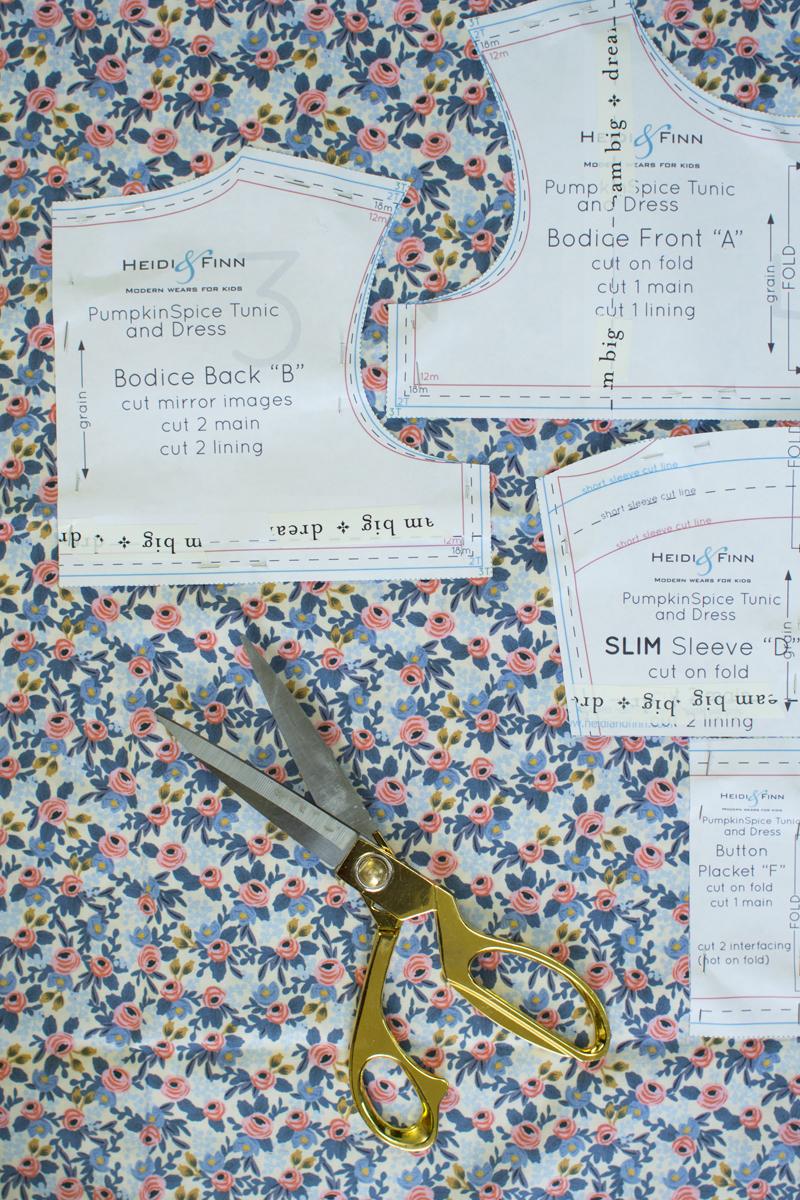 Rifle Paper Co. Les Fleurs Fabric