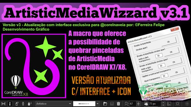 Baixar ArtisticMediaWizzard v3.1