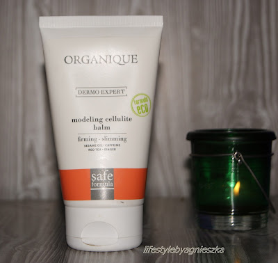 Organique Modeling cellulite balm