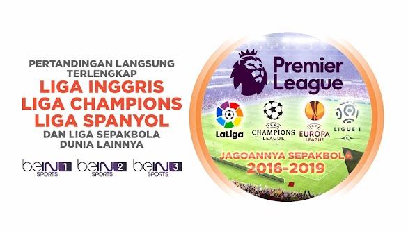 Liga Inggris, La Liga Spanyol, Liga Champions Tayang Di Orange TV