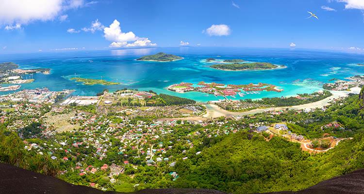 Victoria Seychelles offerte voli e hotel