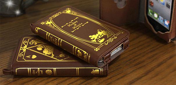 Book Phone Case-1