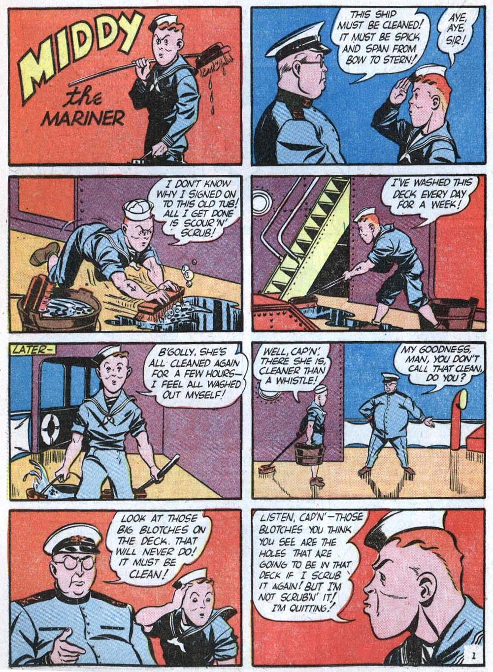 Read online Action Comics (1938) comic -  Issue #40 - 36