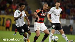 Figueirense FC vs Flamengo en Copa Sudamericana 2016