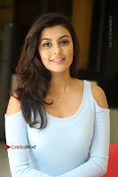 Anisha Ambrose Latest Pos Skirt at Fashion Designer Son of Ladies Tailor Movie Interview .COM 1082.JPG