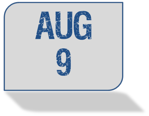 August 9, 2019: A look back at what happened on this day ...  |9 August