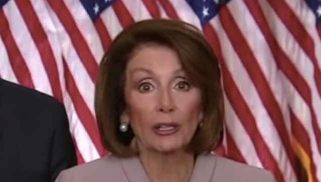 Moderate Democrats 'Freaking Out' Over Pelosi's Stubborn 'No Concessions' Shutdown Strategy
