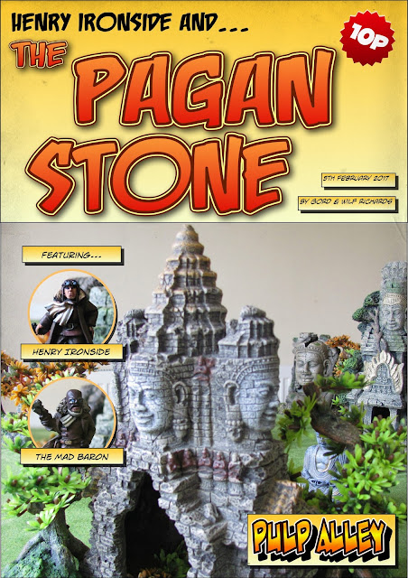 Henry Ironside and...The Pagan Stone! - A Pulp Alley AAR