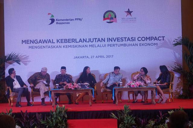 NTB Dukung Keberlanjutan Program Hibah MCA-Indonesia