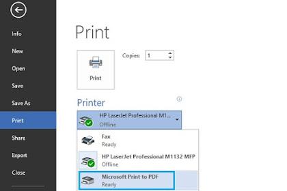 Cara Mudah Memperbaiki Printer Offline di Windows 10