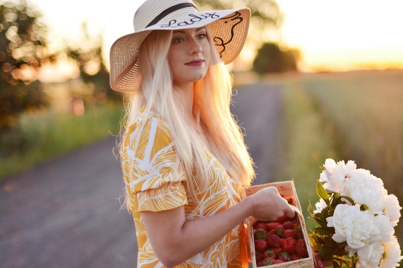kapelusz lato