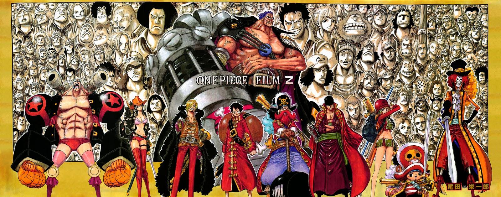 Bảng Xếp Hạng Những Nhân Vật Mạnh Nhất Trong One Piece