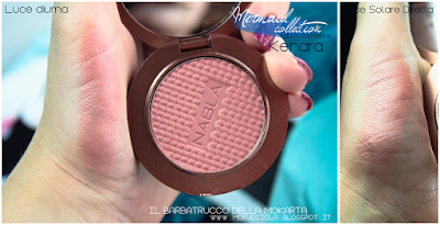 Blossom Blush KENDRA - MERMAID COLLECTION - NABLA COSMETICS