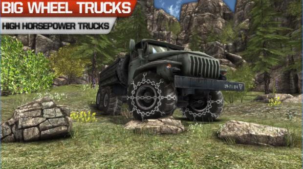 Truck Driver 3D: Offroad Mod Apk