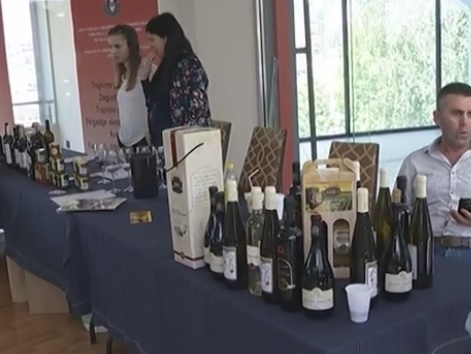 One day fair held in Tirana with totally Made in Albania products