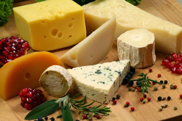 Ευρωπαϊκά τυριά - ποικιλίες κα χαρακτηριστικά ⇒ από «Τα φαγητά της γιαγιάς»