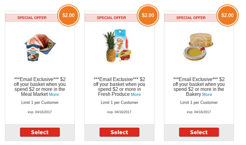 HEB Digital Coupons Save 10 On Easter Necessities