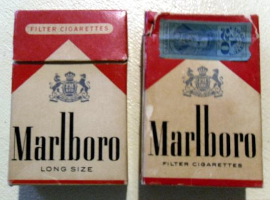 First Versions: Marlboro
