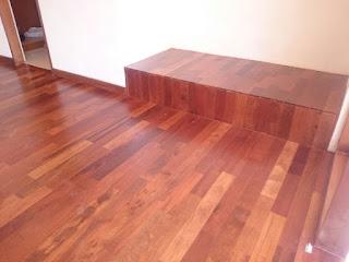 Membedakan Lantai kayu Solid dan Laminated