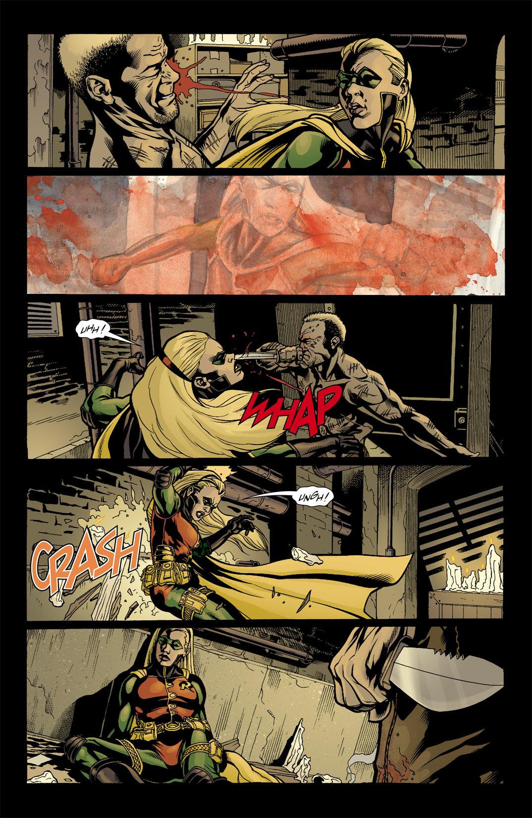 Detective Comics (1937) 796 Page 13