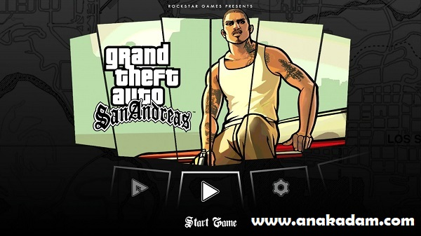 GTA San Andreas (SA) Lite Apk Data All GPU Android Terbaru 2019