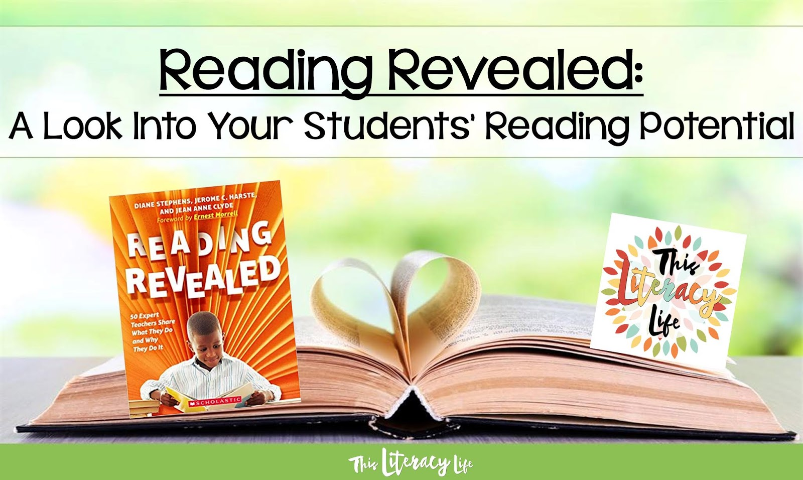 Knowing your students is the best way to help them become lifelong readers. See how you can help them become readers forever!