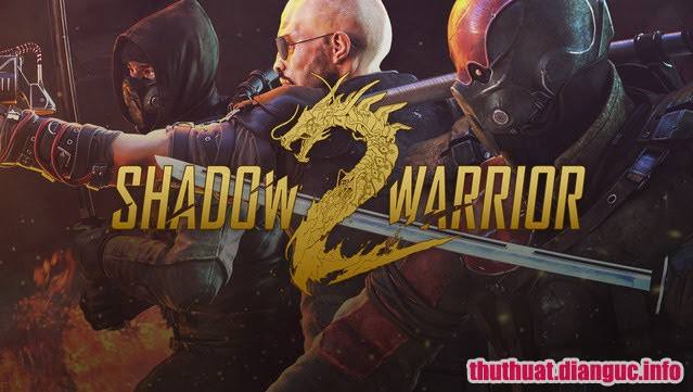 Download Game Shadow Warrior 2 Full Cr@ck