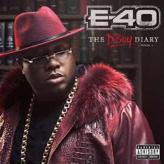 E-40 – The D-Boy Diary Book 1 (2016) [CD] [FLAC]