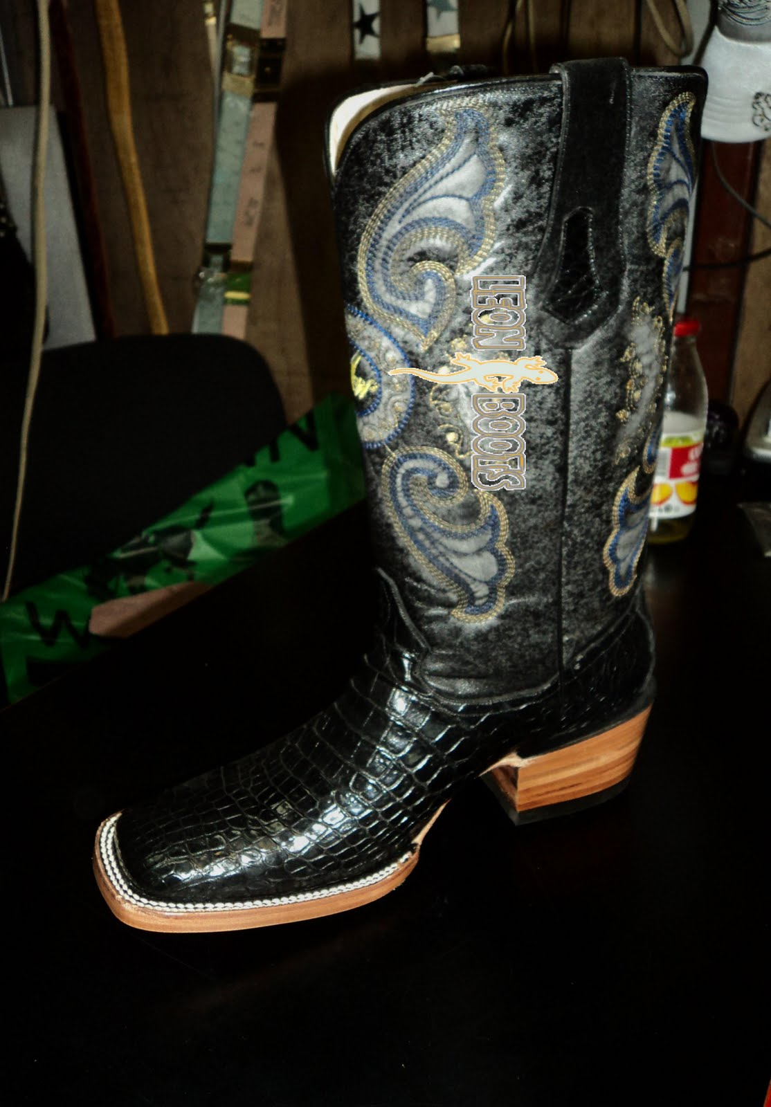 815f9abaf5 botas cuadra piel de pescado