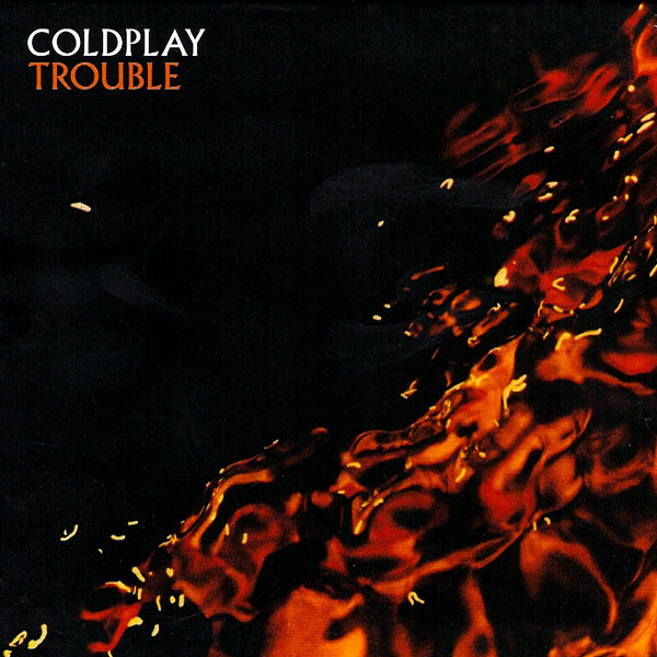 Coldplay - Trouble Guitar Chords Lyrics - Kunci Gitar