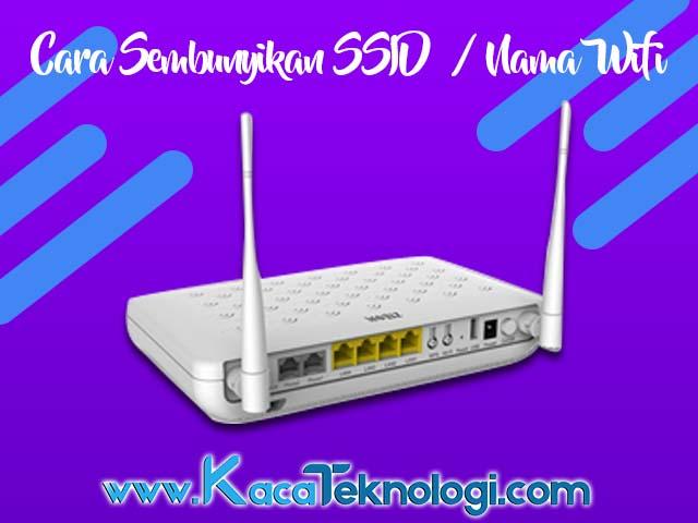 Menyembunyikan nama wifi atau yang disebut SSID merupakan salah satu cara agar wifi tidak diketahui oleh banyak orang.  lalu bagaimana cara connect ke wifi yang tidak terdeteksi karena SSID nya disembunyikan ? anda hanya perlu menambahkan network baru saja dan ketikkan sesuai nama wifinya maka otomatis wifi akan terdeteksi. Cara Menyembunyikan Wifi / SSID pada Modem ZTE F609, Huawei HG8245H dan HG8245A.