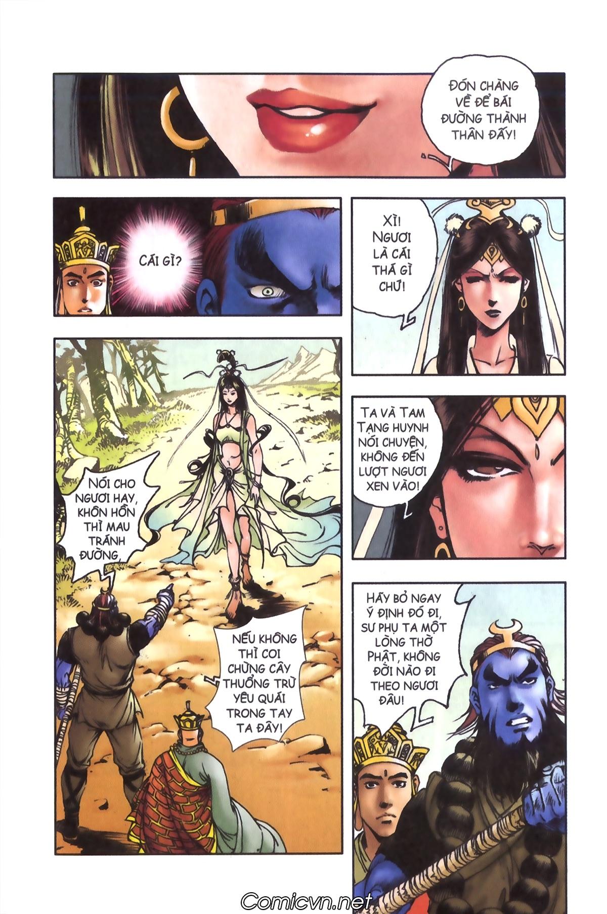 Tây Du Ký màu - Chapter 99 - Pic 13