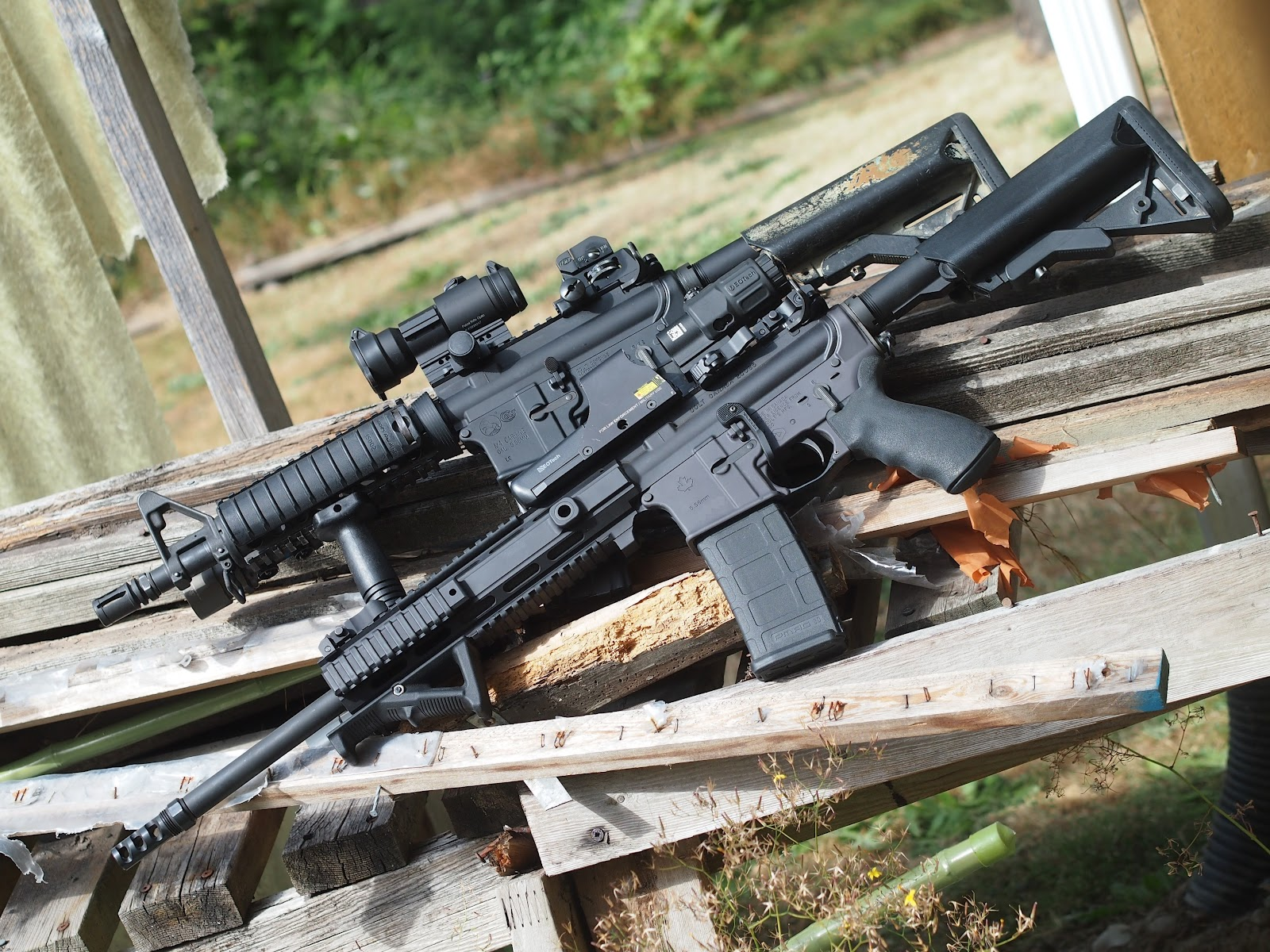Colt Canada Diemaco C8 C7 L119 Sfw Builders Gallery Page 6 Airsoft Canada