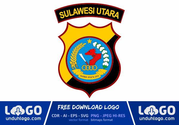 Logo Polda Sulawesi Utara