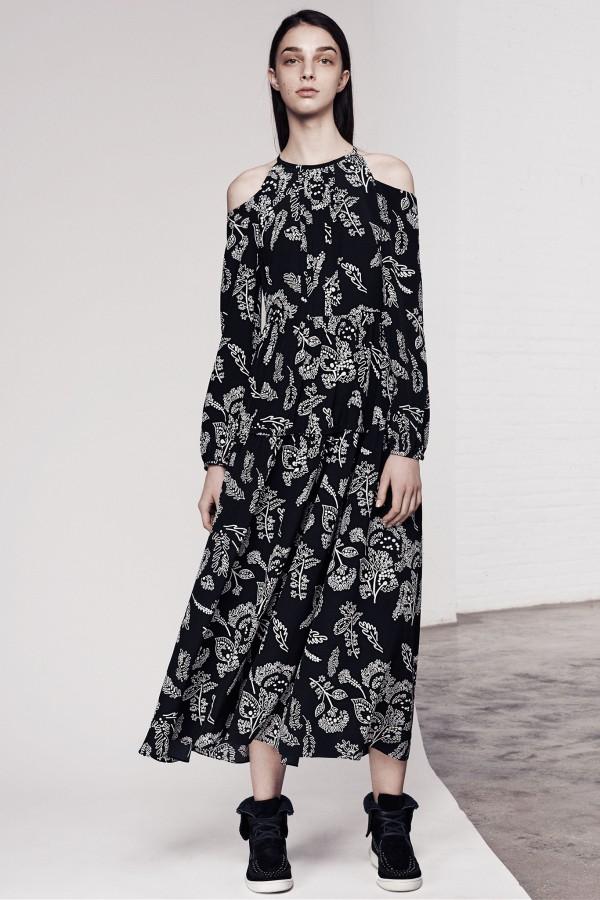 Платья в стиле бохо: актуальные модели 2017