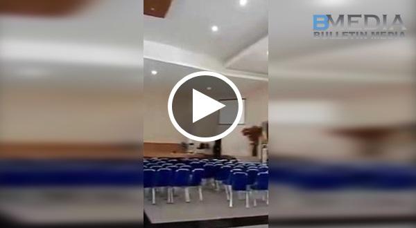 [VIDEO] Lagi kuat azan, lagi melawan jin dan syaitan ni,jom kita dengar dan lihat