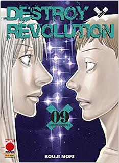 Destroy & Revolution 9 Di Kouji Mori PDF