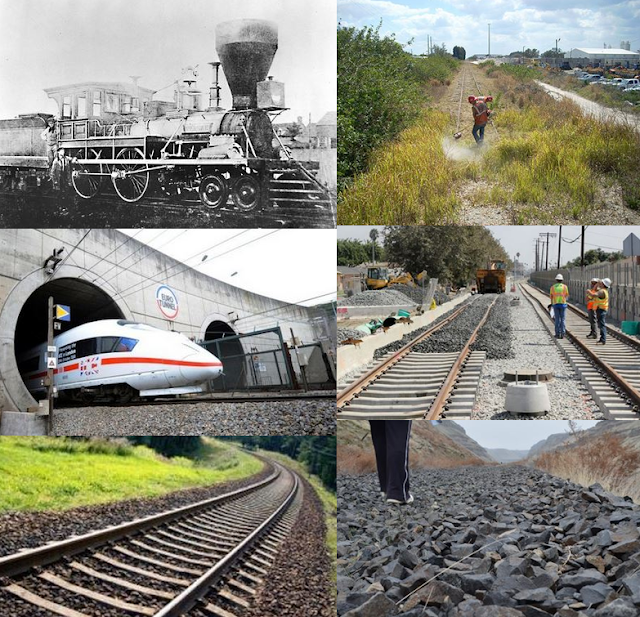Did You Ever Wonder Why Railway Tracks Have Stones? READ HERE!