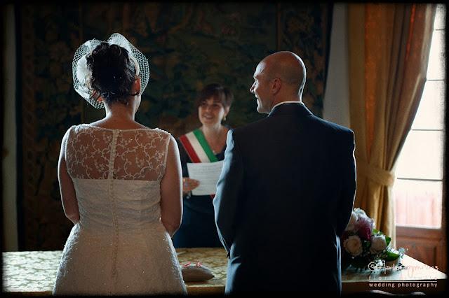 foto matrimonio Castello di Tagliolo